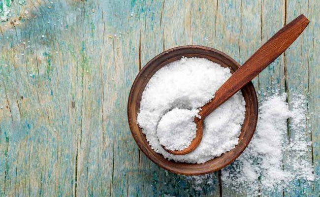 Vente et livraison de sels alimentaires